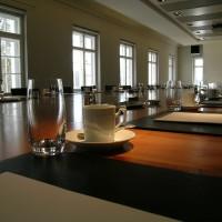Schloss Neuhardenberg Konferenztisch