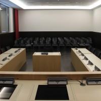 Landgericht Richtersaal