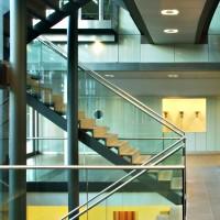 APO Bank Treppe